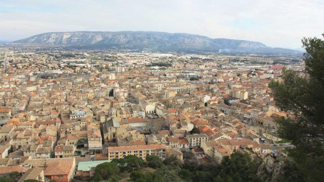 Cavaillon Vue Generale Depuis La Colline St Jacques Hocquel Alain Vaucluse Provence 2436 1