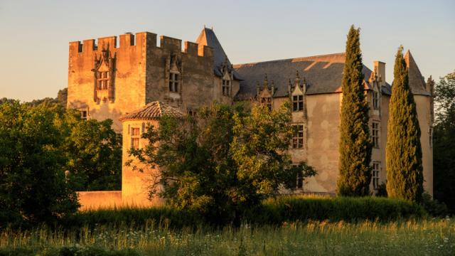Château Allemagne-en-Provence