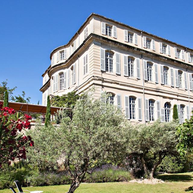 Chateau De Mazan Provence Dr