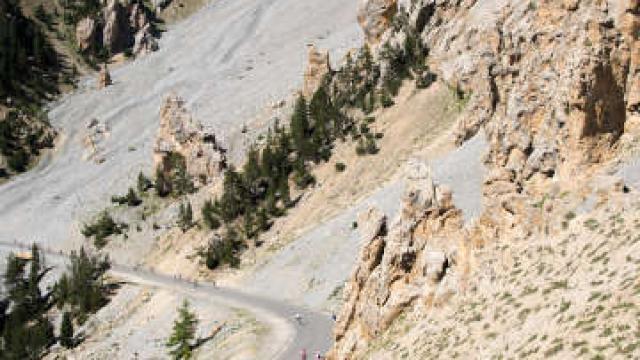 Cols Reserves Alpes Arc En Ciel