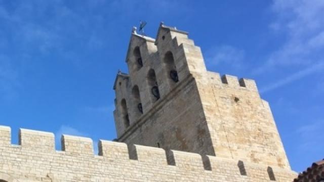 Eglise Saintes Maries De La Mer Camargue Provence C Chillio
