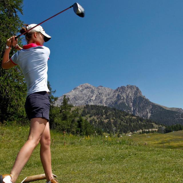 Golf Paca Durand 2 1
