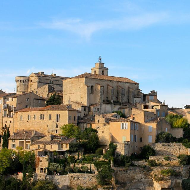 Gordes Provence Marchand