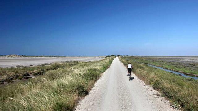 Itineraire Mediterranee A Velo Lagunes Pdaniel Pnrc Vlp 1