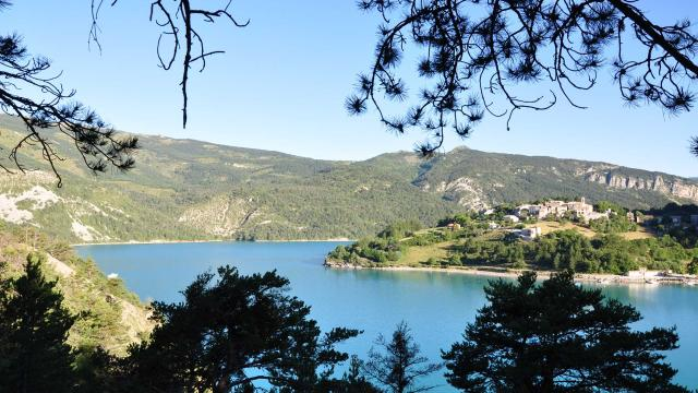 Lac Castillon Saint Julien Du Verdon Adt04 1 1
