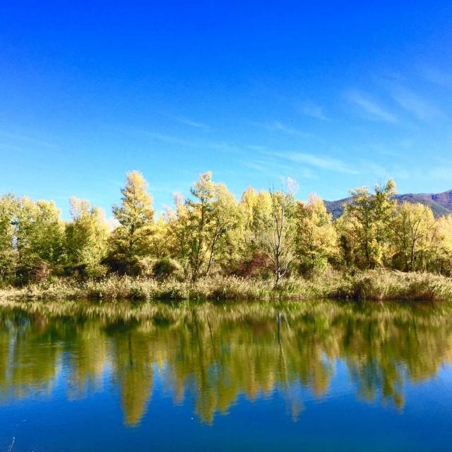 Lac La Saulce Gap Paca Chretien 1