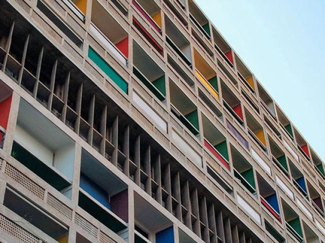 Lecorbusier Marseille Yishikawa