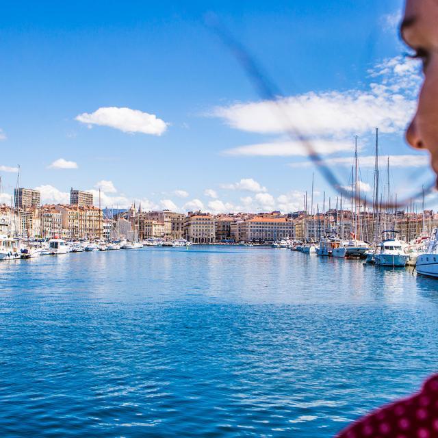 Marseille Port Frigal