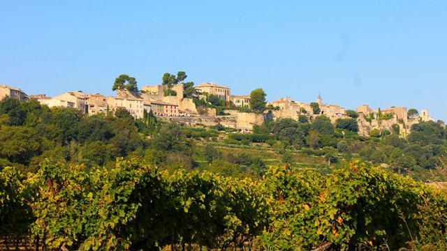 Menerbes Provence Cchillio