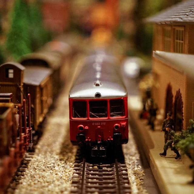 Model Train 1146828 1920 1