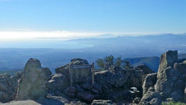 Mont Vinaigre Esterel Cote D Azur2 1