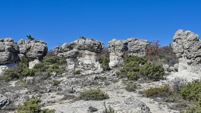 Montagne De Lure Provence P Magoni