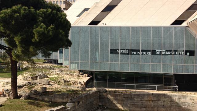 Muse Dhistoire De Marseille Chillio C Paca 1 1