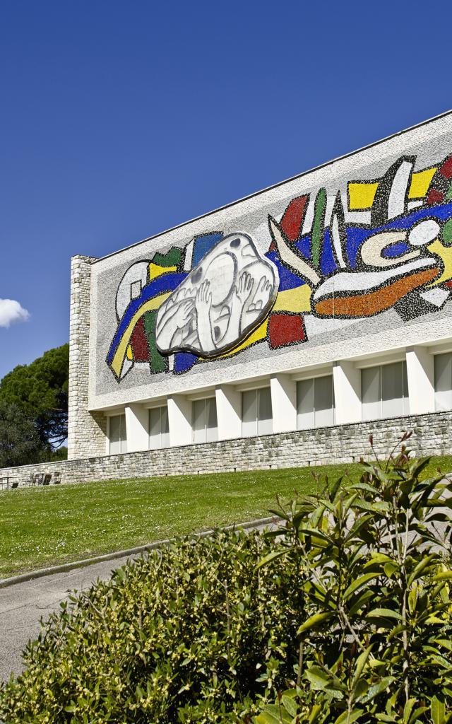 Musée National Fernand Léger Biot