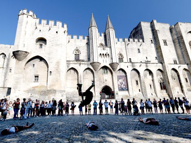 Palais Des Papes Avignon Jcabanel