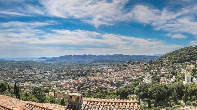 Panorama Grasse Copyright Thierry Mouchet 1