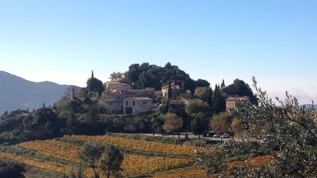 Provence Seguret Cchillio