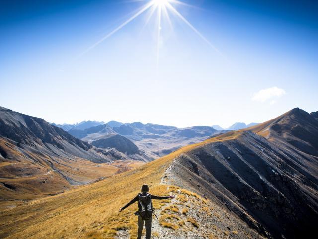 Randonne Mercantour Alpes Fotolia