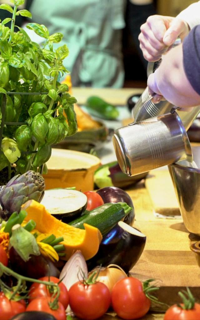 Restaurant Hostellerieberard Provence Var Noe Interactive