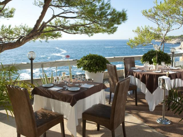Restaurant Lapresquile Cassis Dr