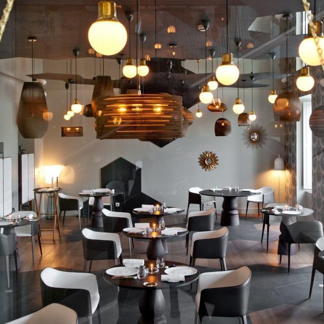 Restaurant Le Cloitre Mane