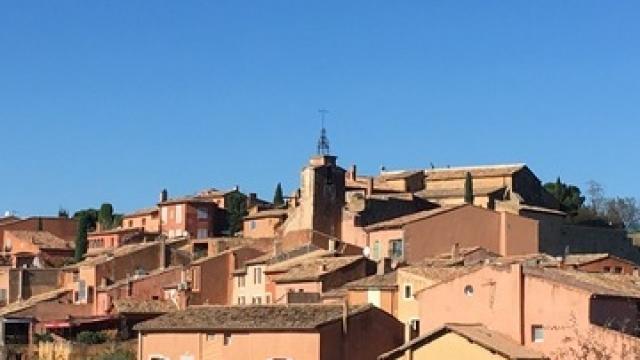 Roussillon Luberon Provence C Chillio