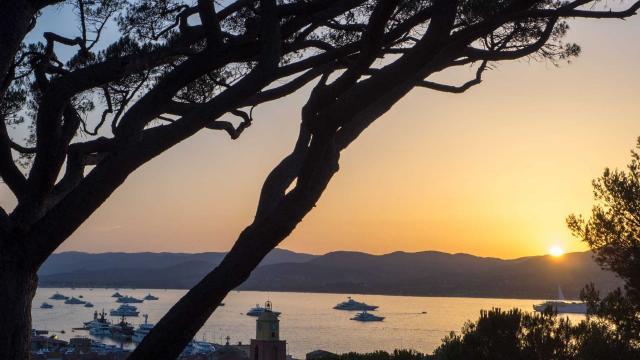 Saint Tropez Sunset Credit S 1