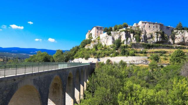 Sault A Hocquel Vaucluse Provence