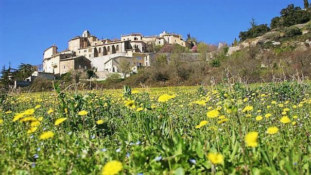 Simiane La Rotonde Haute Provence S Fraissard 2