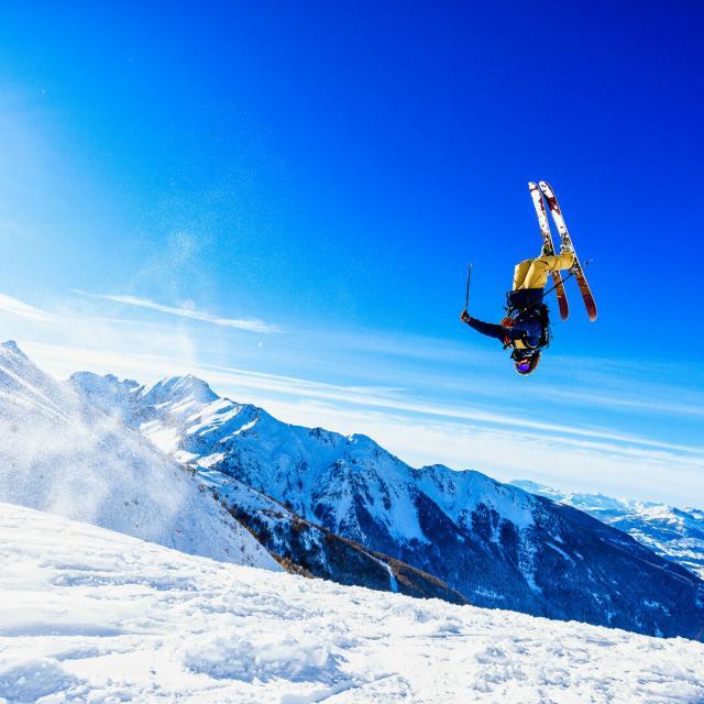 Ski Stations Alpes du sud