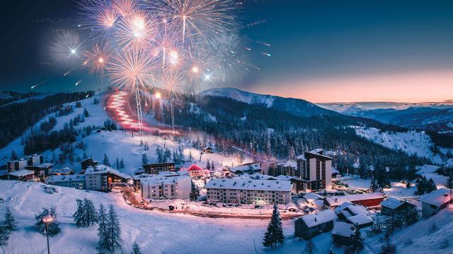 Sortir Fireworks Ot Valberg