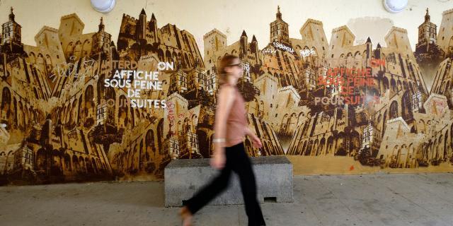 Streetart Avignon Jcabanel