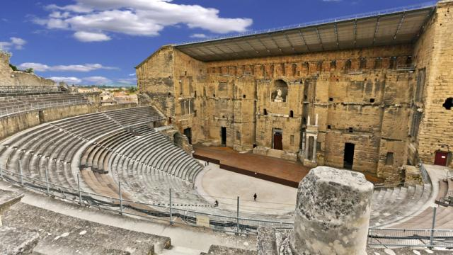 Theatre Orange Provence Fotolia
