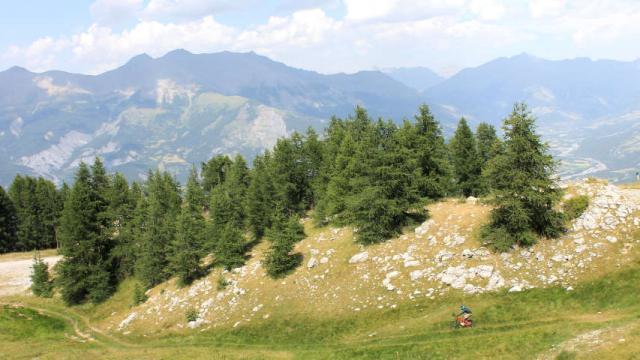 Ubaye Alpes C Chillio