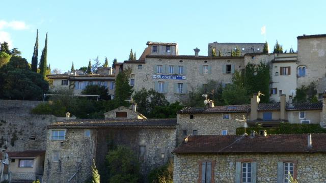 Vaison La Romaine Provence A Simon A