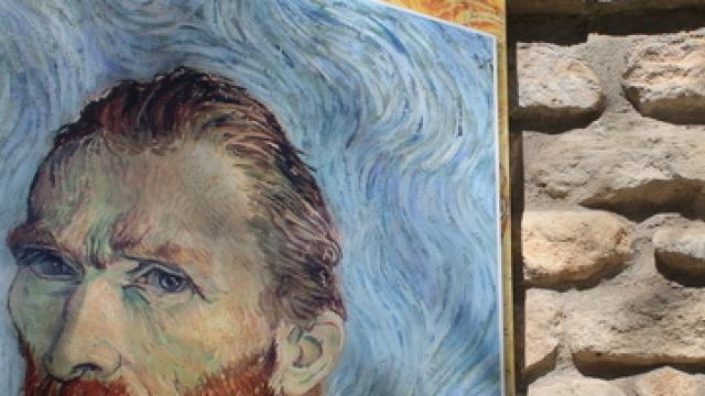 Van Gogh Saint Remy De Provence C Chillio