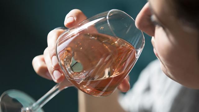 Vin Rose Degustation Smorjane