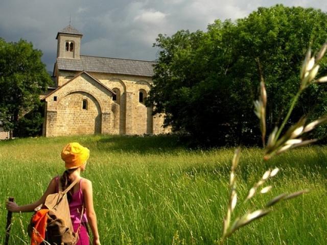 Abbaye Boscodon Alpes Phleroux