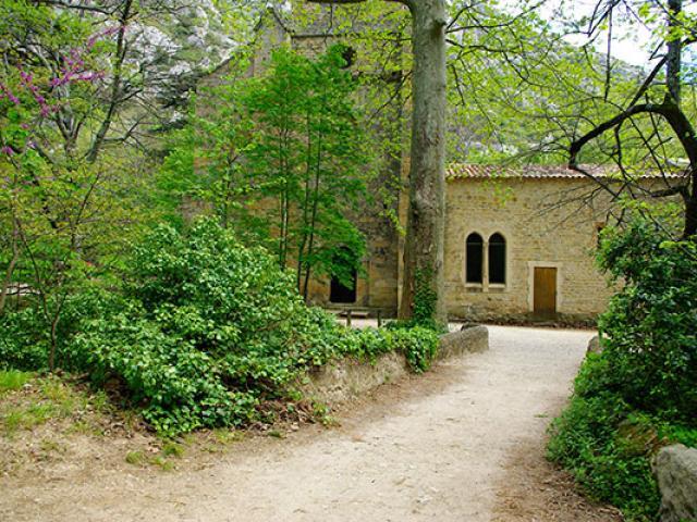 Abbaye Saint Pons Gemenos Btriffaux