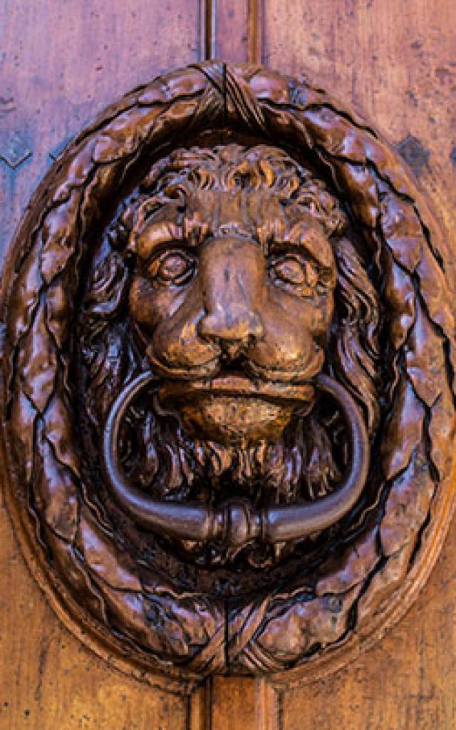 Aix En Provence Lion Frigal