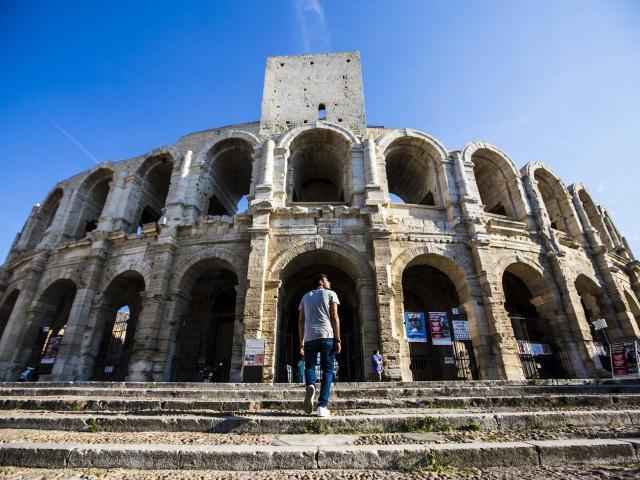Amphitheatre Arles Rigal F 2017 13973
