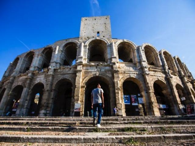 Arles Provence Amphitheatre F Rigal
