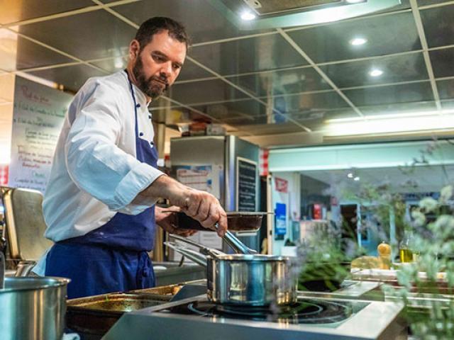 Avignon Restaurant Cuisinecentrhalles Jonathan Chiri