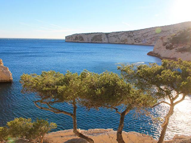 Calanque Marseille Cchillio
