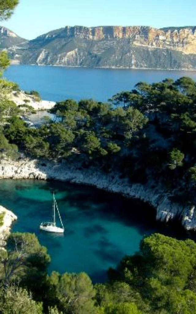 Calanques Cassis P Channin