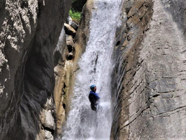 Canyoning Blanche Ubaye Alpes Ad04 Eo 2 2