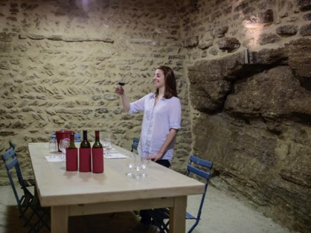 Cave Domaine Vin Laboratoire Mouriesse Bbechet