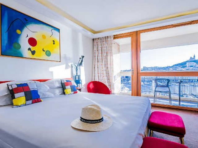 Chambre Bon Plan Hotel La Residence Du Vieux Port Marseille