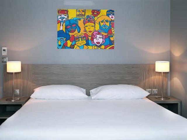 Chambre Decoration Aubagne Best Western Linko Hotel