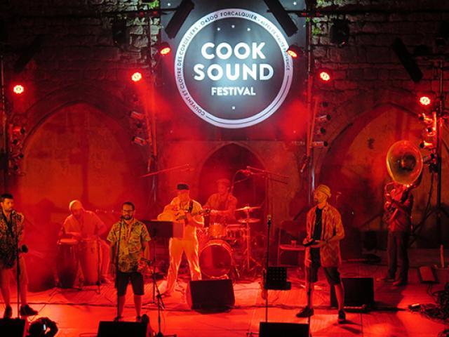 Concert Forcalquier Cooksoundfestival